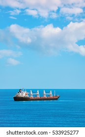 Cargo Ship in the Black Sea
