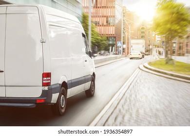 Autofahrer in der Stadt