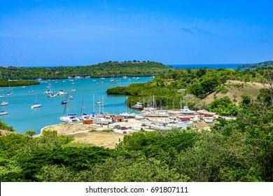 Caribbean port - Luperon