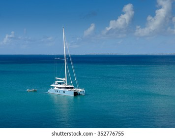 Caribbean Sailboat