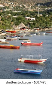 Caribbean Sea. Taganga Bay. Colombia. *** Local Caption *** Caribbean Sea. Taganga Bay. Colombia.