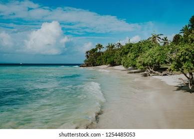 Caribean Beach, Dominican Republic