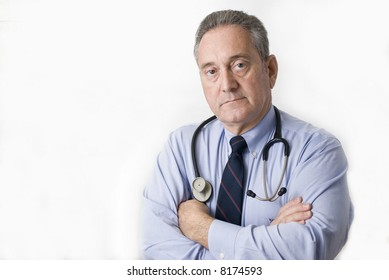 Caring health care professional doctor 09