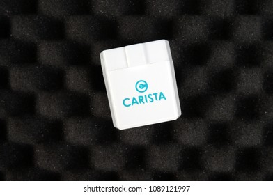 Carista OBD2 car scanner