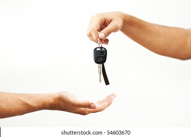 Car-key exchange