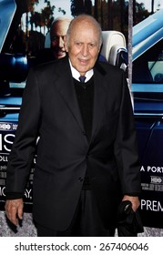 Carl Reiner at the HBO's 'His Way' Los Angeles Premiere held at the Paramount Studios lot in Hollywood on March 22, 2011.