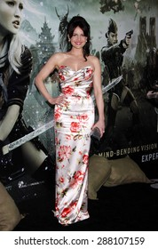 Carla Gugino at the Los Angeles premiere of 'Sucker Punch' held at the Grauman's Chinese Theater in Hollywood on March 23, 2011.
