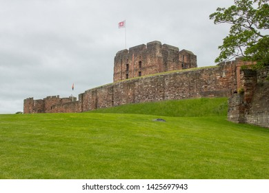 Carlisle Castle, Well Preserved Exterior