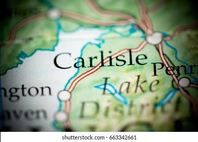 Carlisle, England, UK