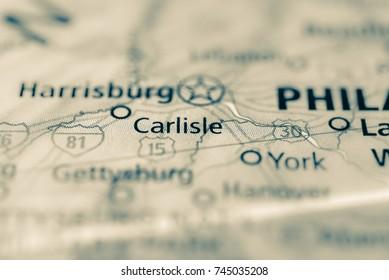 Carlisle, Pennsylvania, USA.