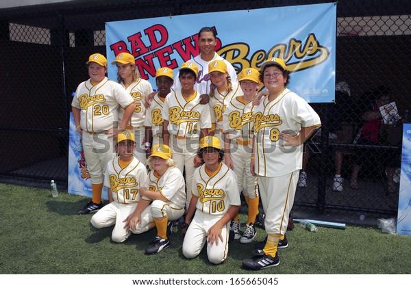 Carlos Beltran Cast Bad News Bears Stock Photo Edit Now