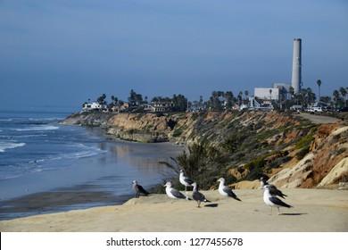 Carlsbad Beach California