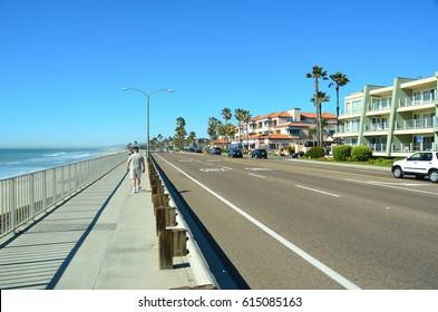Carlsbad Beach, Carlsbad, California