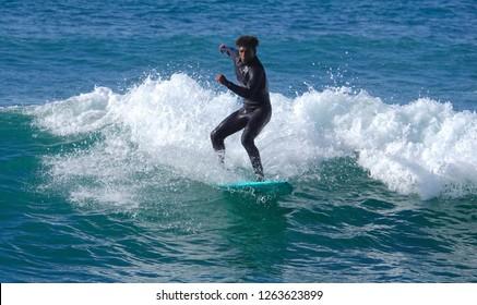 Gay surfare kön ex flickvän sprutar