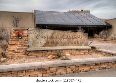 Carlsbad Cavern National Park, New Mexico, USA 2-13-18 Carlsbad Cavern National Park is largely an Underground Cave System