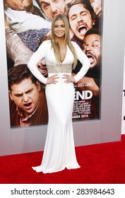 """Carmen Electra at the Los Angeles premiere of """"This Is The End"""" held at the Regency Village Theatre in Westwood in Los Angeles, United States, 030613."""