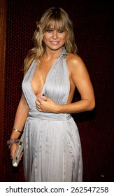 Carmen Electra at the Shapewear Instant Shape Launch Party held at the Opera in Hollywood on October 25, 2007.