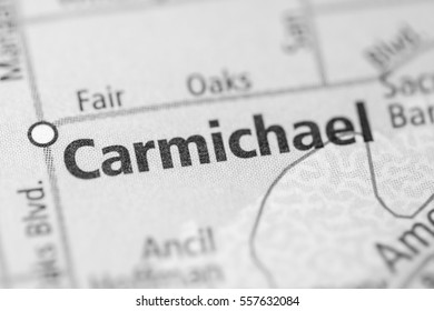 Carmichael. California. USA