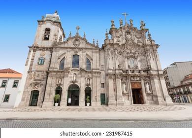 Carmo Church - Igreja do Carmo in Porto, Portugal