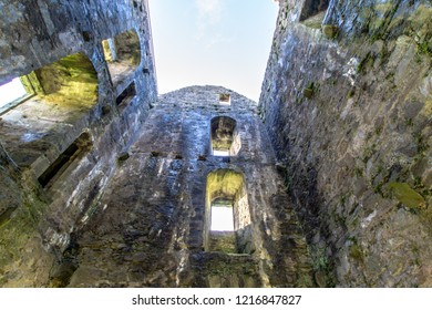 Carnasserie Castle, somtimes also called Carnassarie Castle, near the village of Kilmartin in Scotland. Built in 1565 and now a ruin, was owned by the  Earl of Argyll and the Campbell-Clan.