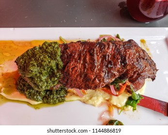 Carne asada - grilled steak