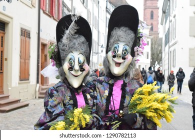 Carneval in Switzerland