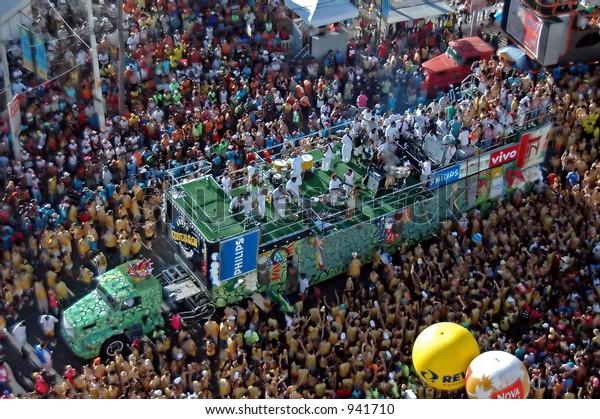 Carnival in the Bahia
