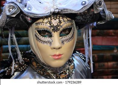 carnival masks in venice