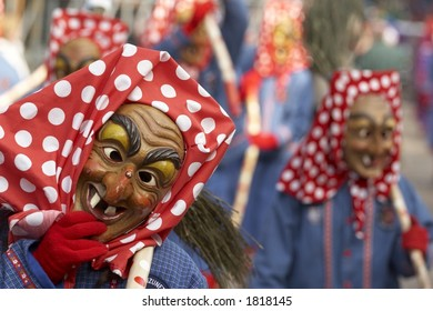 Carnival - traditional masks 4