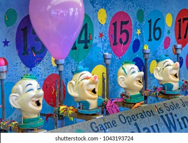 Carnival Water Balloon Race