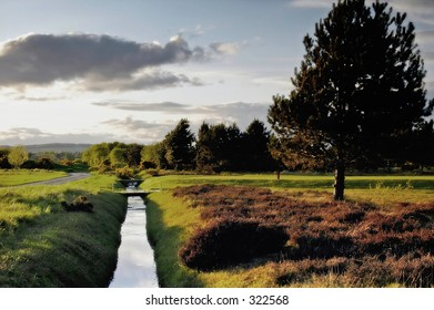 Carnoustie Golf Course, scotland