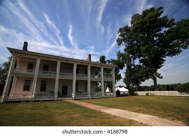 Carnton Mansion near Franklin Tennessee