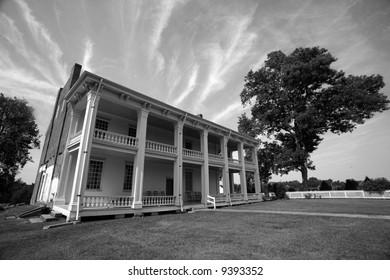 Carnton Plantation Near Franklin Tennessee