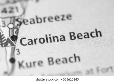 Carolina Beach. North Carolina. USA