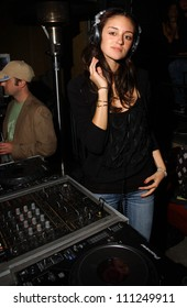 Caroline D'Amore at the Anna Nicole Smith Tribute Event. HERE Lounge, West Hollywood, CA. 04-24-07