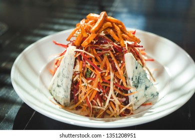 Carot veterinarian Salat
