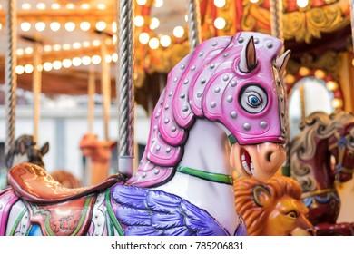 Carousel Horse , merry-go-round