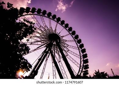Carousel whell nicht