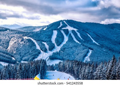 Carpathian mountains nature vacation mountain