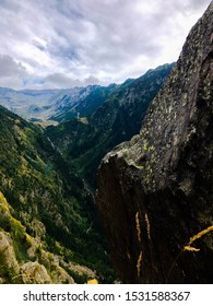 Carpathian Mountains - Transfagarasean Valley, Romania