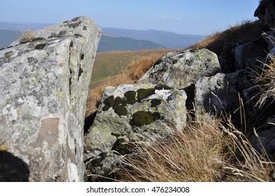Carpathian Mountains. Ukraine