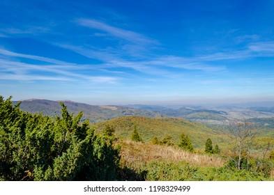 Carpathian moutains, Beskidy, Karpaty Pikuy, Pikuj