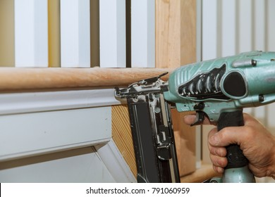 Quot Nail Gun Quot Images Stock Photos Amp Vectors Shutterstock