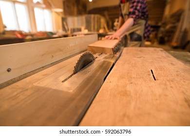 Carpenter is studying,works with the tools