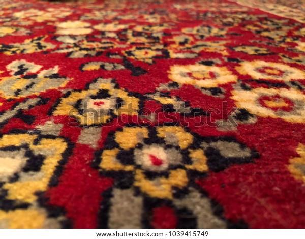 carpet background, patterns on the carpet