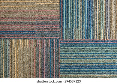 carpet texture in horizontal and vertical line pattern