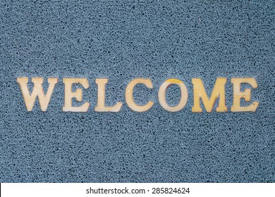 Carpet welcome background
