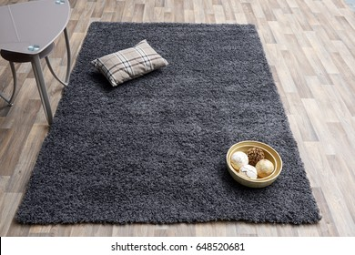 Carpeted Floor Background / Carpeted Floor