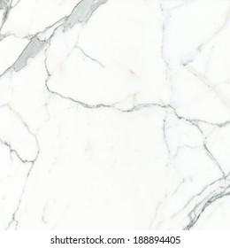 Carrara marble. Marble texture. White stone background. Bianco Venatino Marble