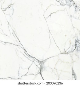 Carrara marble. Marble texture. White stone background. Bianco Venatino Marble. Quality stone texture. High resolution.